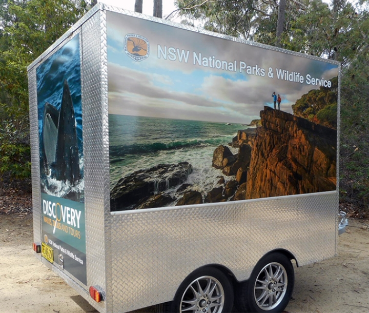 NPWS Discovery Education Trailer