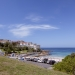The car park at North Bondi Beach, Sydney