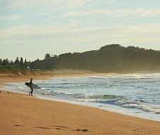 North Narrabeen Beach, northern beaches, Sydney