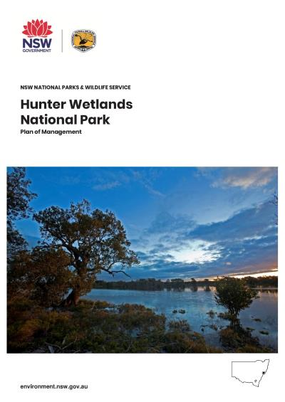 Hunter Wetlands National Park Plan of Management
