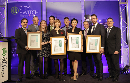 Cityswitch award