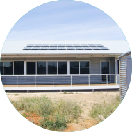Solar PV at Paroo-Darling