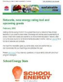 Thumbnail: Sustainable Schools newsletter