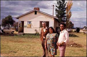 New Housing at Erambie, Cowra, New South Wales, 1980. National Archives of Australia: A8598, AK28/2/80/52