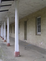 Former 3rd Class Penitentiary, Female Factory, Parramatta