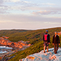 Walking in Royal National Park with Sydney Coast Walks