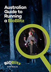 The Australian Guide to Running a BioBlitz cover
