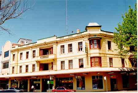 Hotel (Lucky Country Hotel) 237 Hunter Street Image by: Sharn Harrison