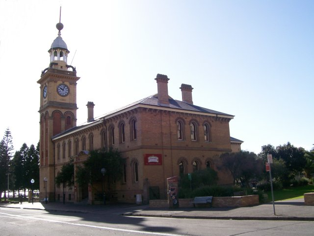 Newcastle Customs House | NSW Environment & Heritage